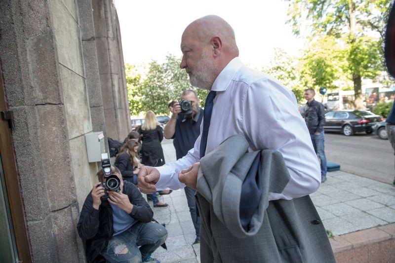 Liberalų sąjūdžio pirmininkas Eugenijus Gentvilas. Vladimiro Ivanovo (VŽ) nuotr.