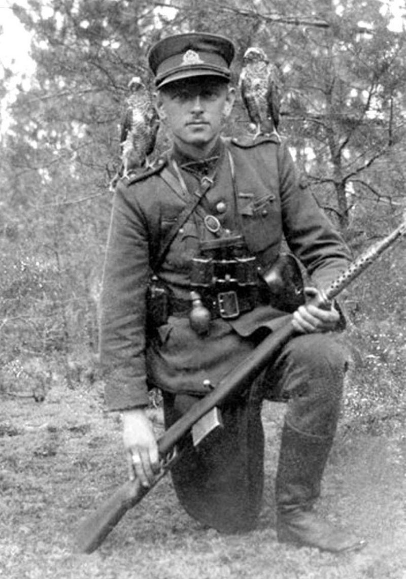 Adolfas Ramanauskas-Vanagas. Nuotrauka iš Vikipedijos.