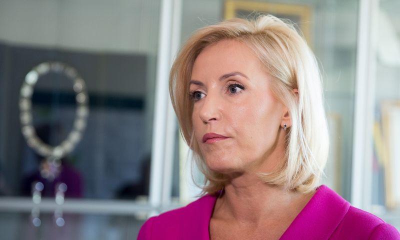 """Živilė Pinskuvienė. Žygimanto Gedvilos (""""15min.lt"""" / """"Scanpix"""" ) nuotr."""