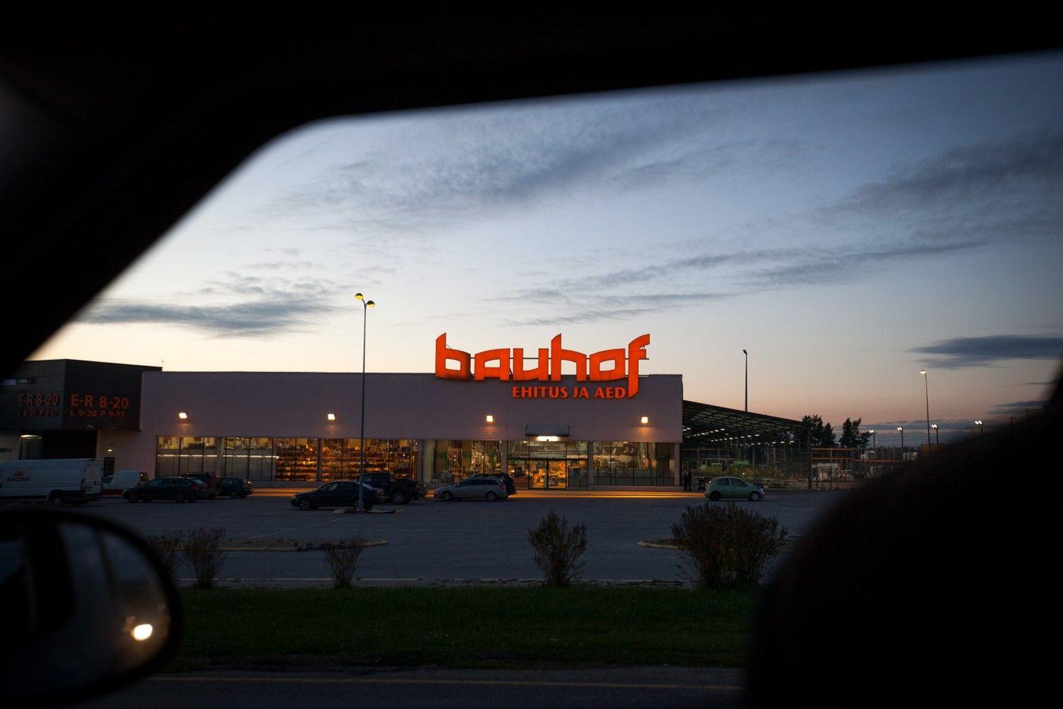 """""""Ermitažo"""" ir """"Bauhof"""" sandoris: dabar žiūri į Latviją"""