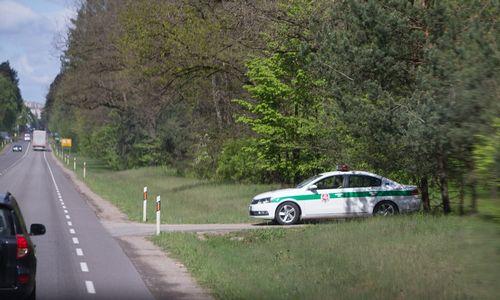 Nauja tvarka dėl vairuotojui privalomų dokumentų – tik Lietuvoje