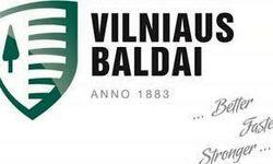 "AB ""Vilniaus baldai"" logotipas."