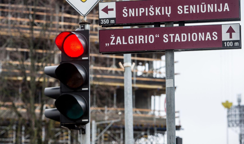 """""""Žalgirio"""" stadiono istorija tęsiasi – ginčas persikėlė į teismus"""