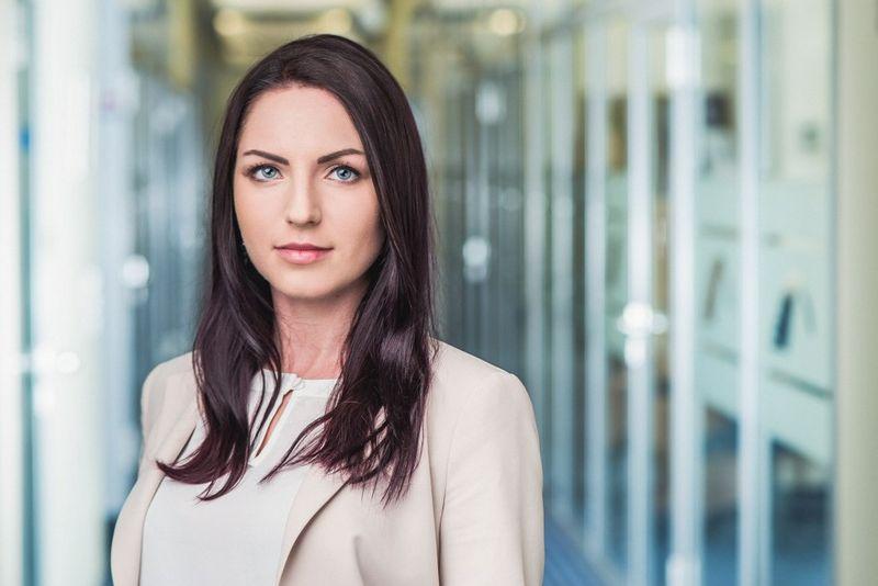 """Agnė Šlaičiūnaitė, UAB """"Blue Bridge"""" Sistemų inžinierė - konsultantė"""