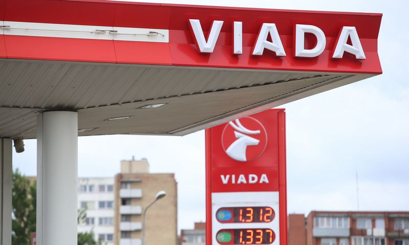 """Degalinių tinklas """"Viada LT"""". Vladimiro Ivanovo (VŽ) nuotr."""