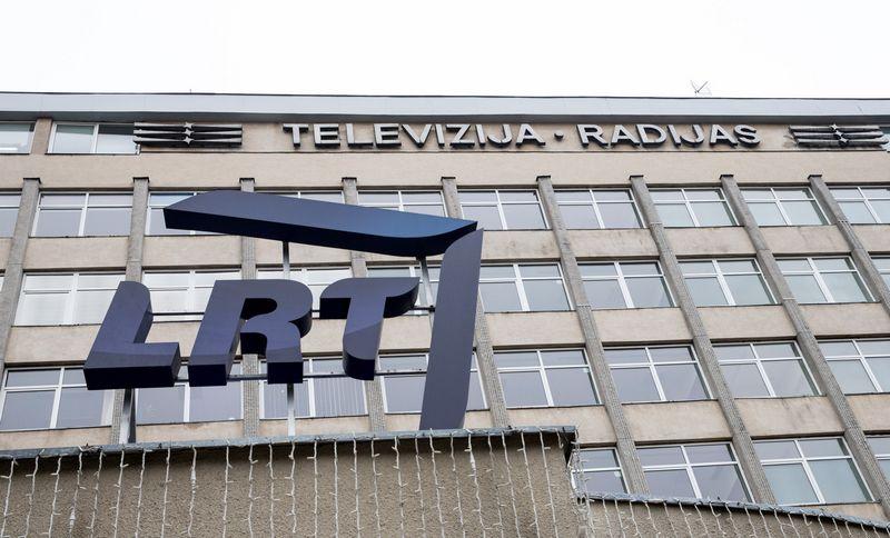 Lietuvos radijo ir televizijos pastatas Vilniuje. Juditos Grigelytės (VŽ) nuotr.