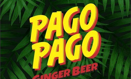 """Austrų """"Pago"""" prieš """"Gubernijos"""" """"Pago Pago ginger beer"""""""