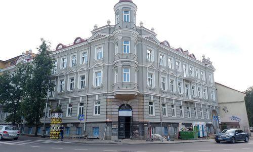 """Vilniaus senamiestyje kuriasi viešbutis """"Vilnia"""" – atidarymas rugsėjį"""