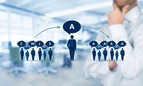 Kaip įmonėje išlaikyti aukščiausio lygio vadovą
