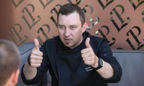 """""""Kempinski"""" virtuvės šefas V. Alekna – apie žvejybą, skautus ir dilgėlių sriubą"""