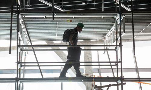 Statybos sąnaudos per metus pabrango 3,1%