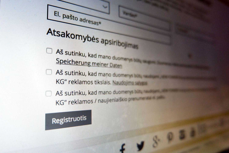 Patvirtinti BDAR reikalavimus įdiegiantys Lietuvos įstatymai