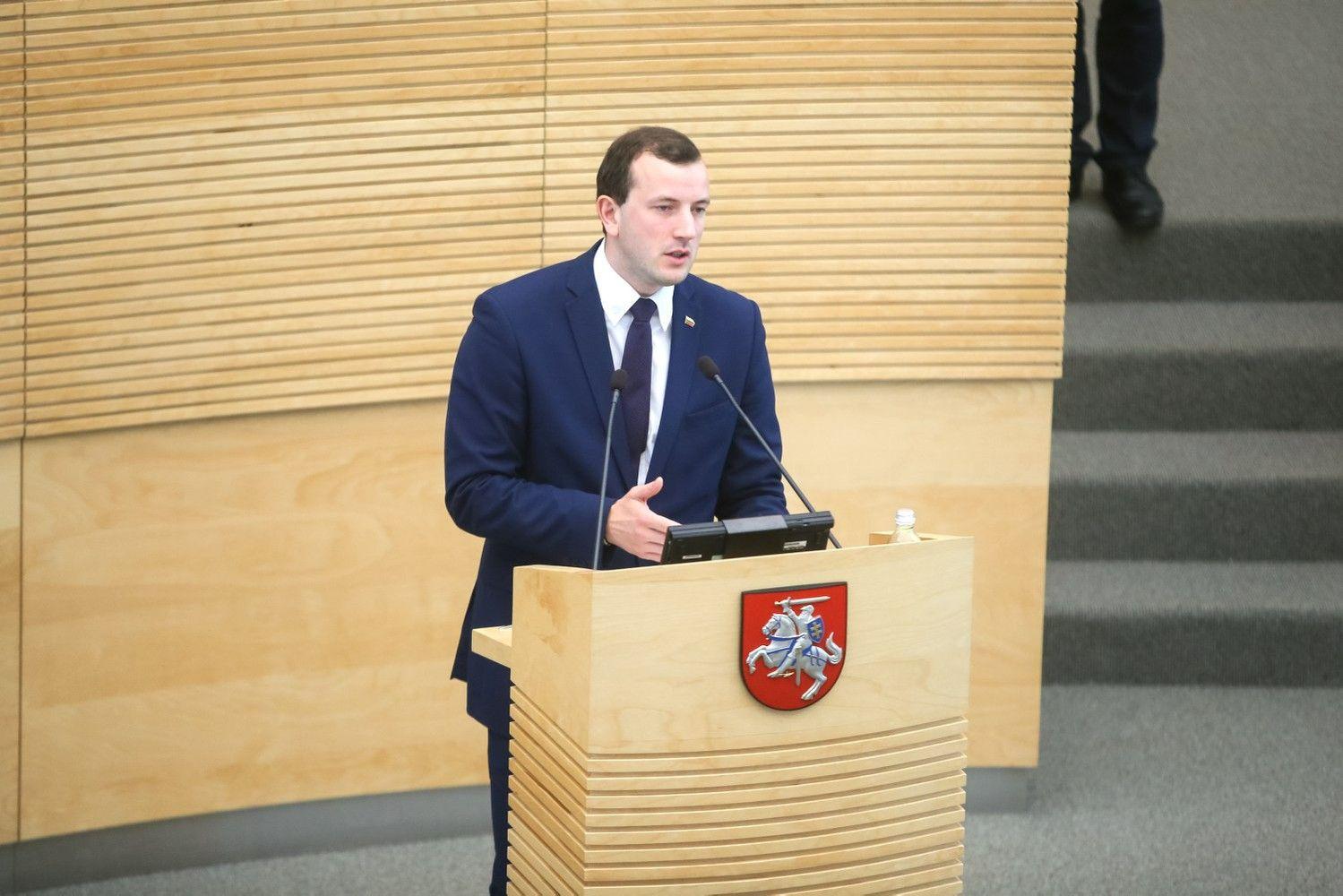 Seime pritarta inovacijų reformai: atsiras inovacijų fondas, technologijų agentai