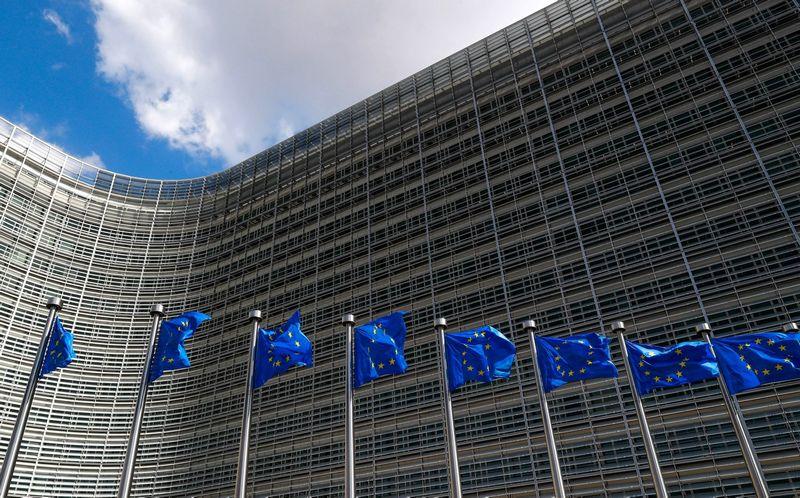 ES Komisijos bustinė. Yveso Hermano (Reuters / Scanpix) nuotr.