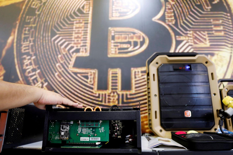 Kam šiuo metu priklauso bitkoinas