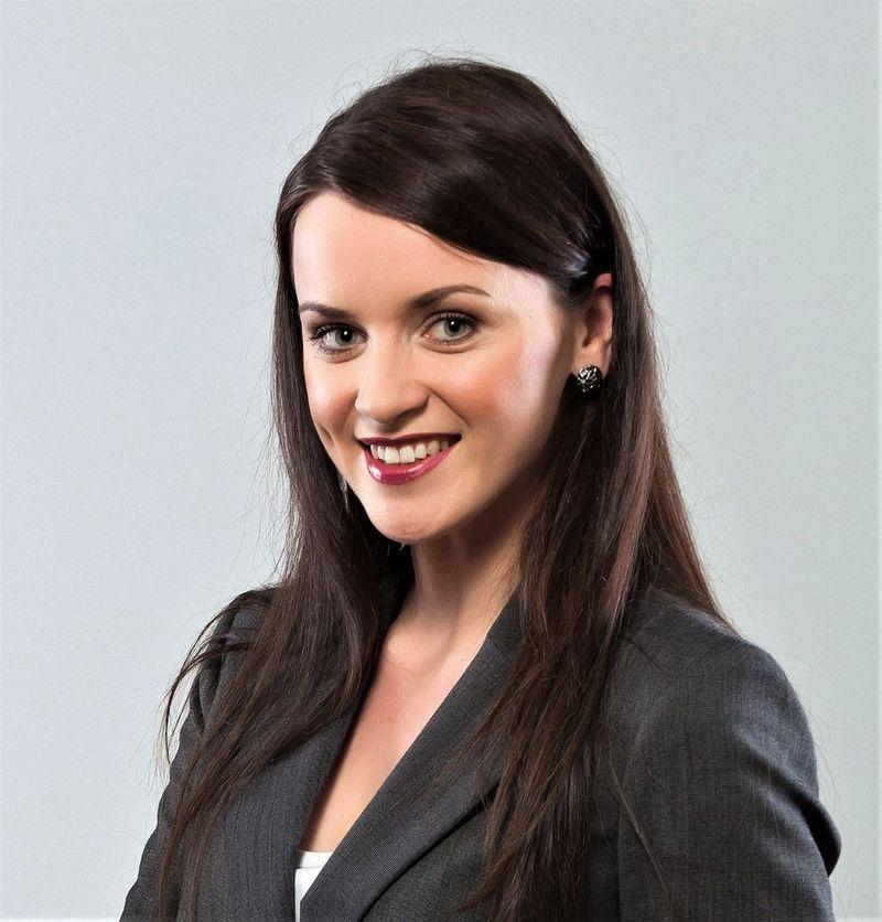 Veronika Masalienė, naujoji GIA ir EGIO vadovė. Bendrovės nuotr.