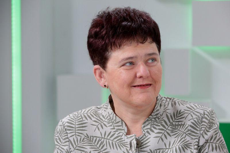 """Diana Varnaitė, buvusi KPD vadovė. Vidmanto Balkūno (""""15min"""") nuotr."""
