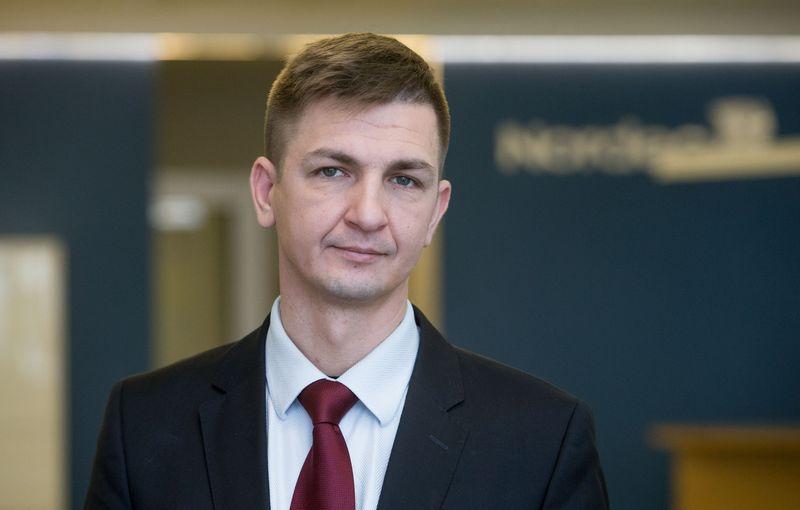 Vaidotas Cucėnas. Vladimiro Ivanovo (VŽ) nuotr.