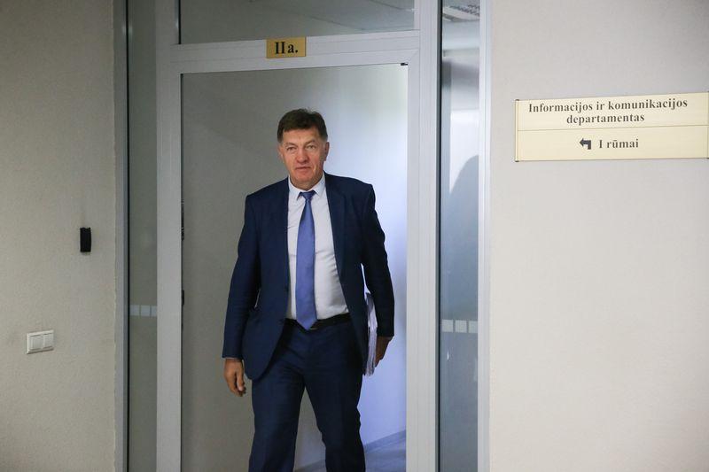 Algirdas Butkevičius. Vladimiro Ivanovo (VŽ) nuotr.