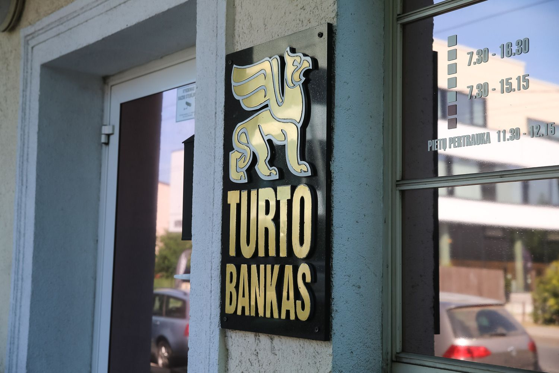 Suformuota Turto banko valdyba
