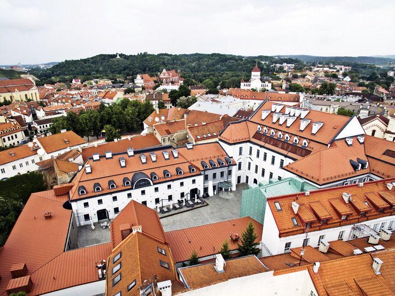 Pacų rūmų restauravimas, kur įsikūrė 5 žvaigždučių viešbutis,– sudėtingiausias projektas visoje įmonės istorijoje.