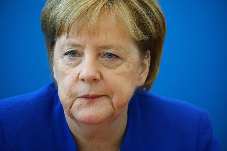 Vokietija vos išvengė politinės krizės