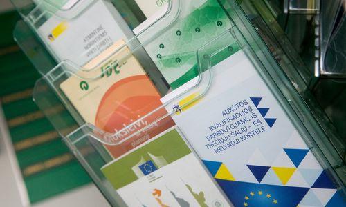Verslo atstovų ir Darbo biržos santykius temdo ES pinigai