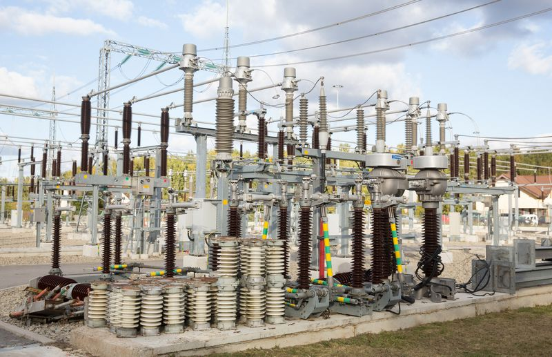 """Nordbalt"" elektros jungtis. Luko Balandžio (""15min.lt"" / ""Scanpix"" ) nuotr."