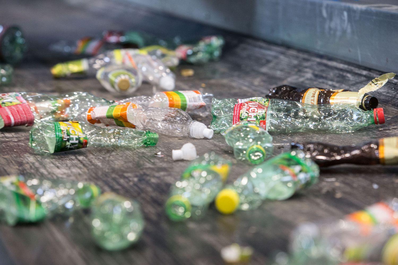 """PET atliekų perdirbimo """"Greentech Baltic"""": ruošiamės montuoti linijas"""