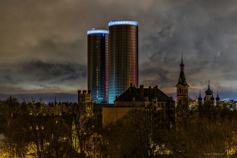 """""""Z-Towers"""". Bendrovės nuotr."""