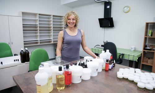 Anykščių kosmetikos gamintojai žino, kur gauti paramos eksportui