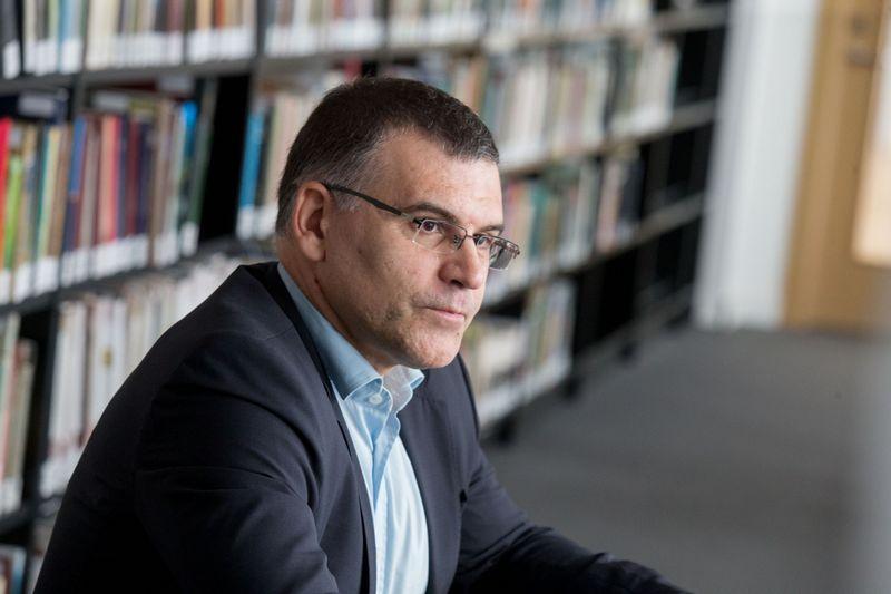 Simeonas Djankovas, Pasaulio banko vyriausiojo ekonomisto direktorato vadovas.Juditos Grigelytės (VŽ) nuotr.