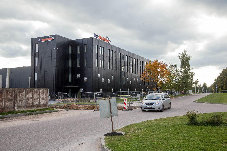 """""""Meyer Werft"""" įmonė Skaidiškėse dalyvauja statant naujos kartos kruizinius lainerius"""