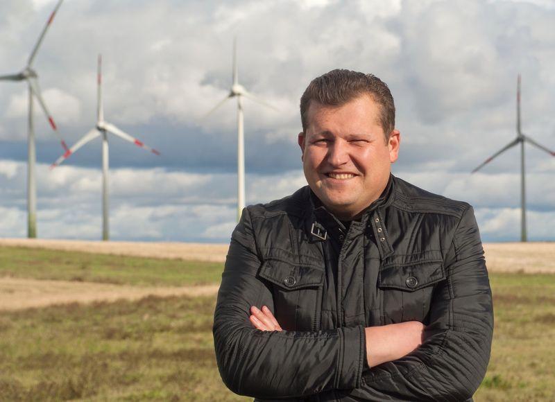 """Egidijus Simutis, """"Yuzhne Energy"""" vadovaujantysis partneris. Algimanto Kalvaičio nuotr."""