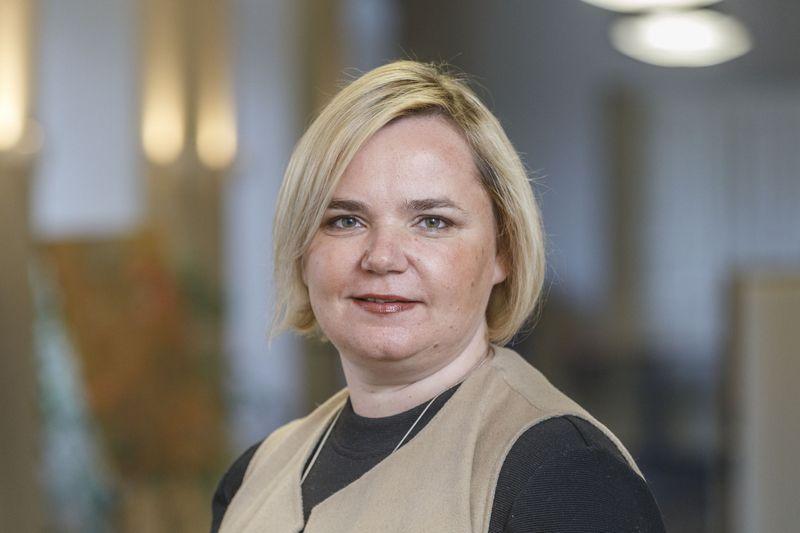 Lineta Ramonienė, ISM Vadybos ir ekonomikos universiteto Tarptautinės rinkodaros ir vadybos programos vadovė. Vladimiro Ivanovo (VŽ) nuotr.