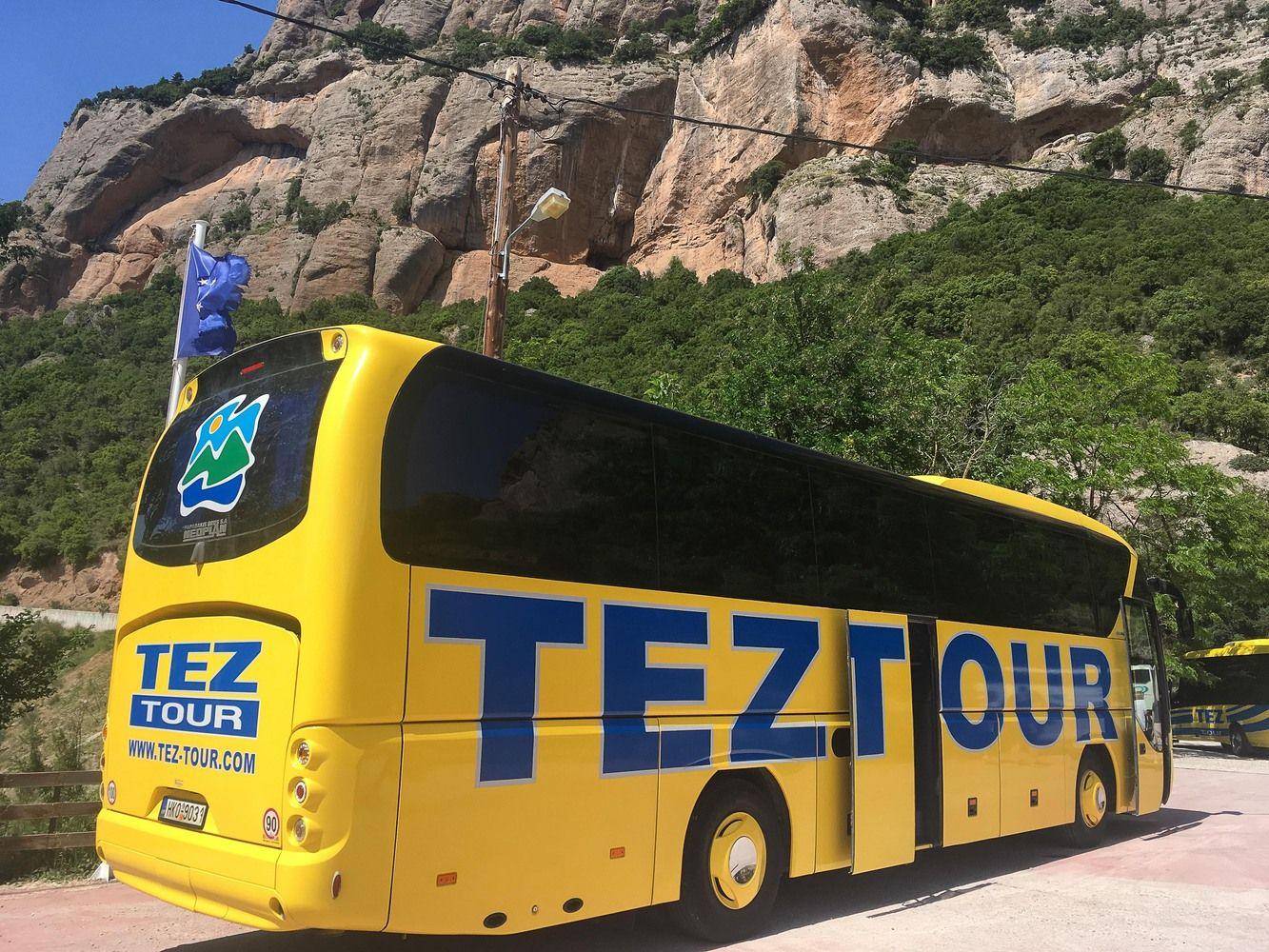 """""""Tez Tour"""" augimo šaltinis – Turkija"""