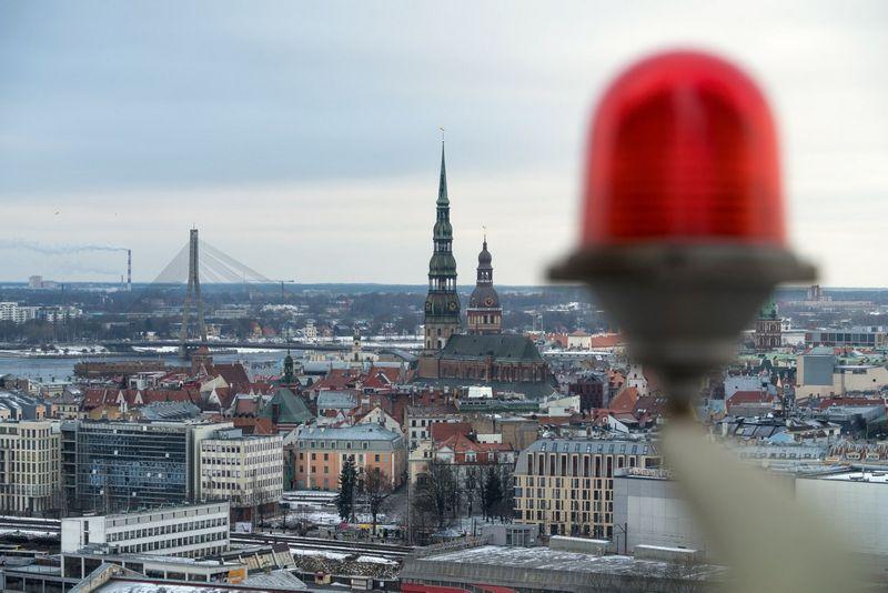 """Latvijos sostinė Ryga. Sergejaus Melkonovo (""""Sputnik"""" / """"Scanpix"""") nuotr."""