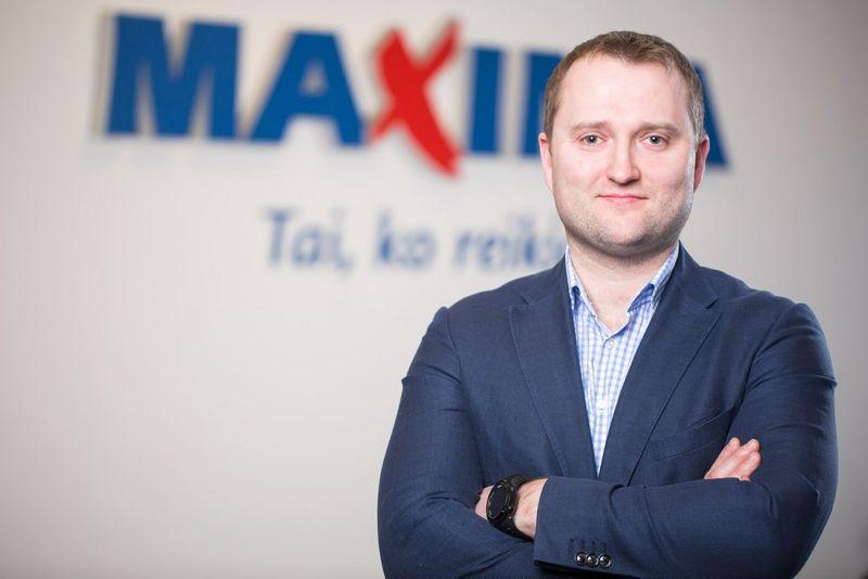 """Kęstutis Gailius, buvęs """"Maxima LT"""" finansų vadovas. Asmeninio archyvo nuotr."""
