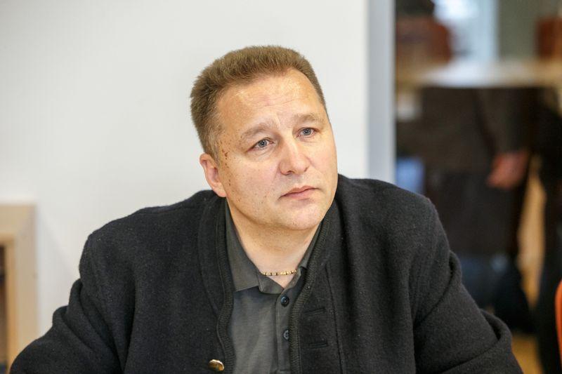 Ramūnas Lenčiauskas. Vladimiro Ivanovo (VŽ) nuotr.