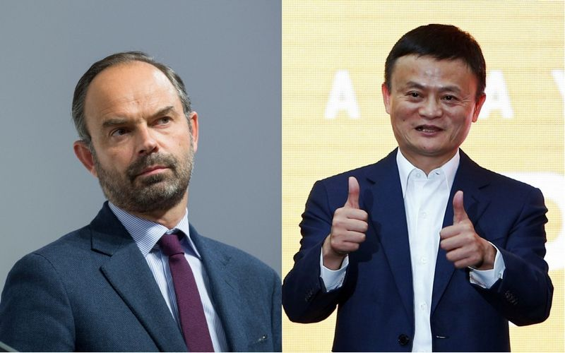 "VŽ koliažas. Laurent Chamussy (SIPA) ir Lai Seng Sin (""Reuters"") nuotr."
