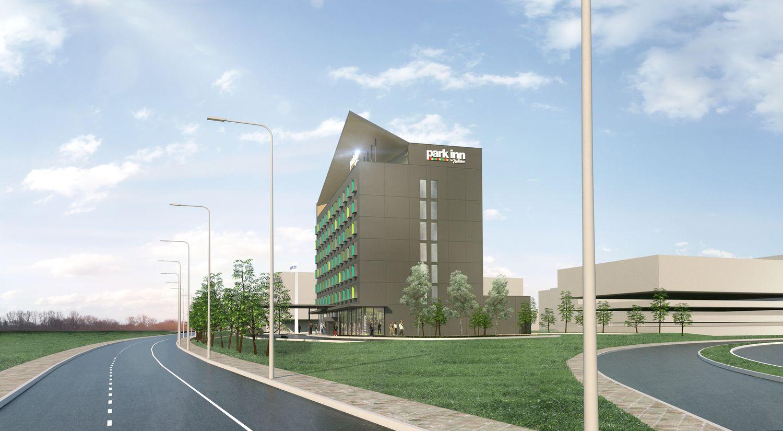 """Į""""Radisson"""" viešbutį Vilniuje investuoja 10 mln. Eur, užsakymą statyti gavo """"Conresta"""""""