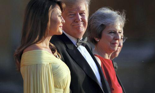 """Po britų """"Brexit"""" plano – Trumpo abejonės dėl prekybos susitarimo su JAV"""