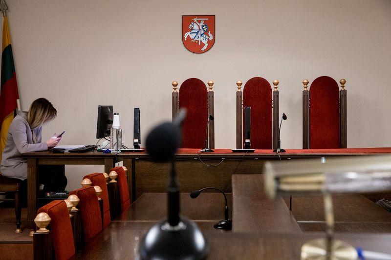 Vilniaus apygardos teismas. Juditos Grigelytės (VŽ) nuotr.