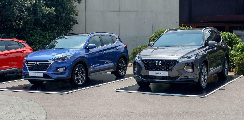 """VŽ bando: ko verti naujieji """"Hyundai"""" SUV modeliai"""