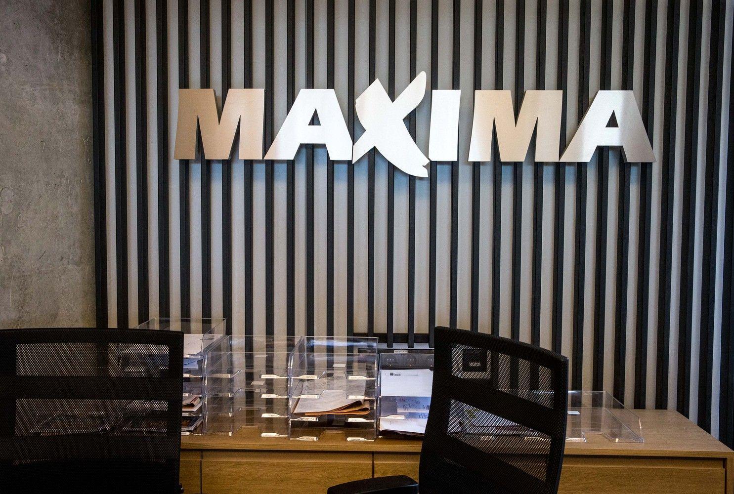 """""""Maxima"""" nesibylinės dėl vaikams skirtos akcijos"""