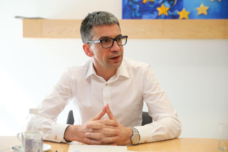"""""""Girteka Logistics"""" vadovas E. Liachovičius: sakyti, kad esi didžiausias, būtų neatsakinga"""