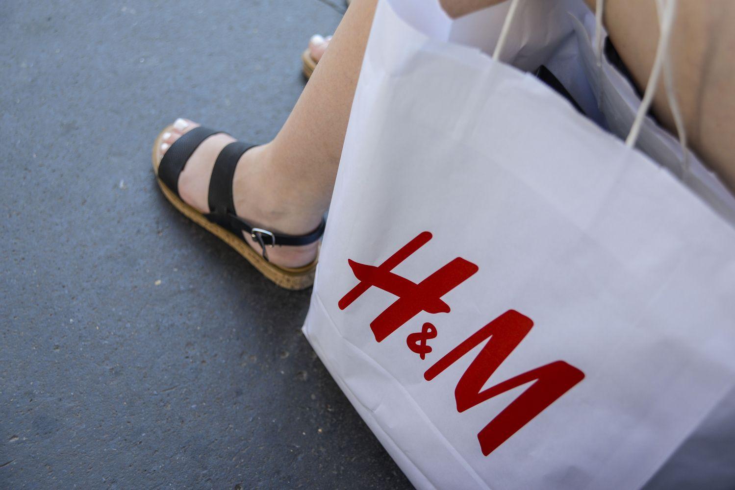 H&M apyvarta Lietuvoje per metus pasiekė 18,5 mln. Eur