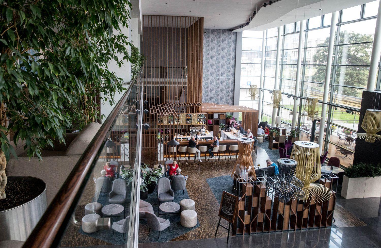 Šiuolaikinis verslo viešbutis: koja kojon su tendencijomis ir svečių poreikiais