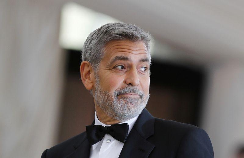 "George'as Clooney (""Reuters"" / ""Scanpix"") nuotr."