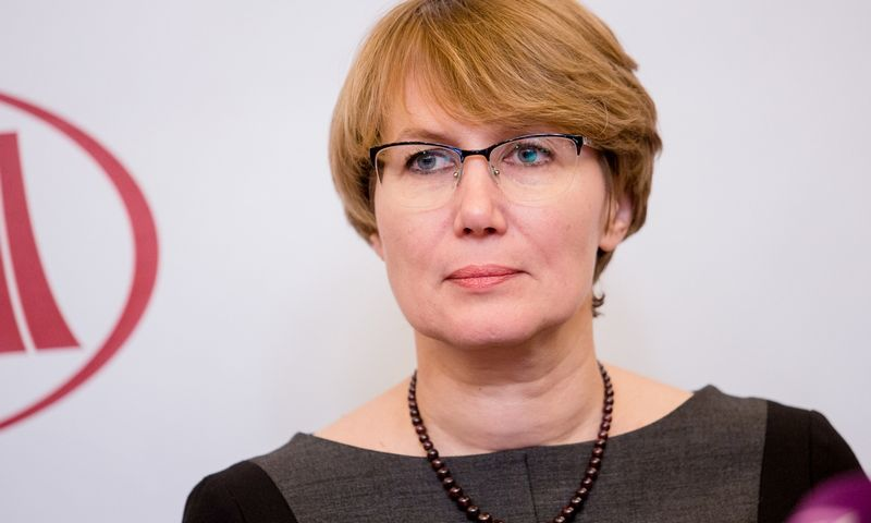 """Klaipėdos muzikinio teatro vadovo konkursą laimėjo Laima Vilimienė. Luko Balandžio/Scanpix"""" nuotr."""